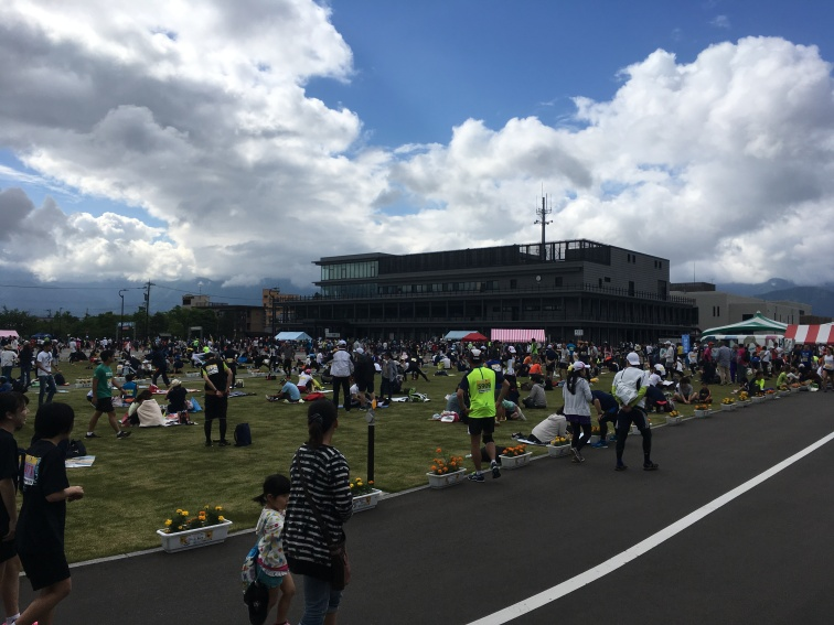ono marathon field of participations